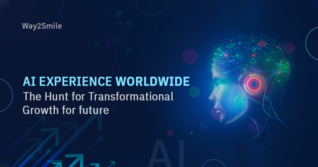 AI Experience Worldwide: The Hunt for Transformational Growth for future